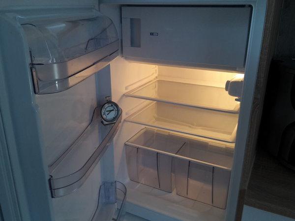 Kühlschrank mit Frostfach