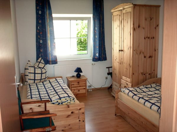 Kinderschlafzimmer im Erdgeschoss
