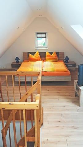 2. Schlafzimmer im Dachgeschoss
