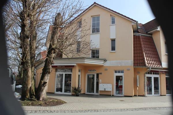 Hauseingang Strandstr. 54 c-d