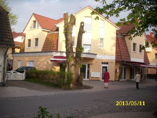 Wohnung links 1. OG