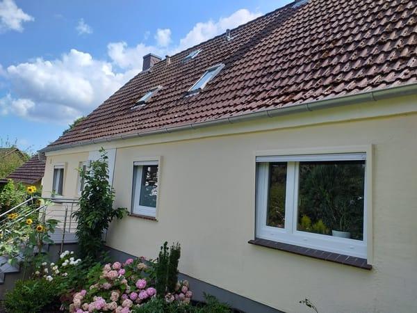 Der Hauseingang