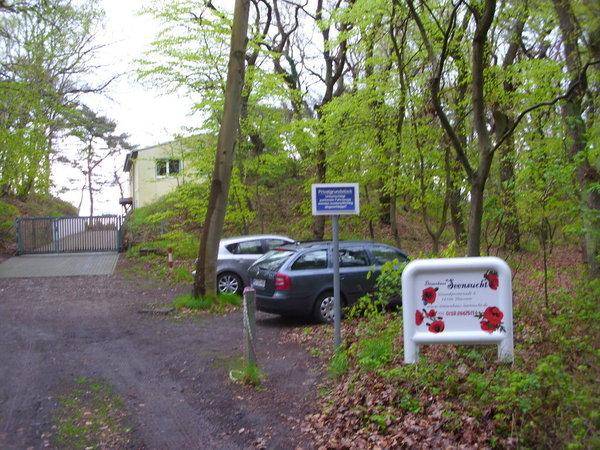 kostenfreier Parkplatz am Haus