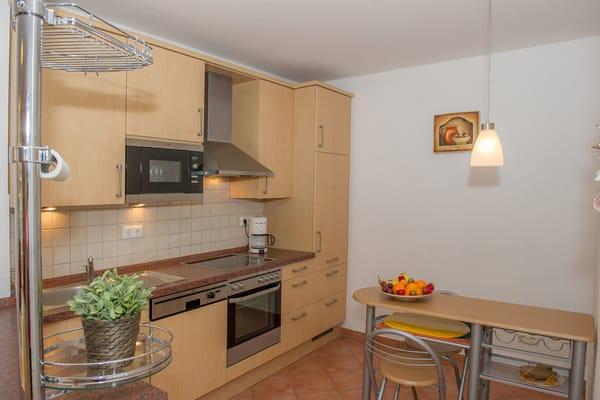 Sonnenhof WE 28 Küche