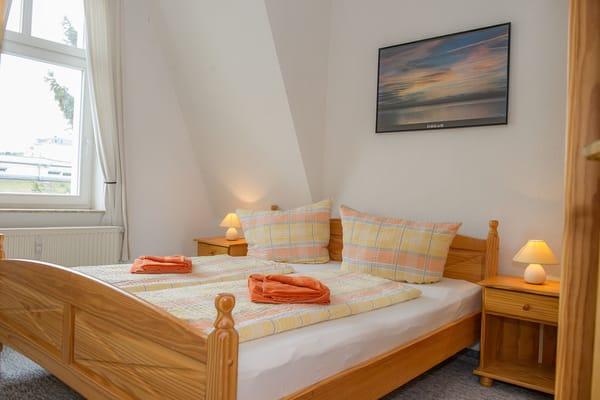 Villa Malve WE 9 Schlafen