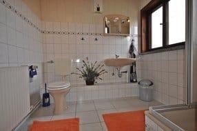Hygienebereich mit DU/WC