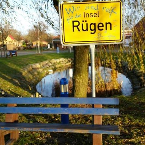 Willkommen auf der Insel Rügen
