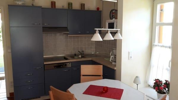 Der Küchenbereich Ihres Apartments