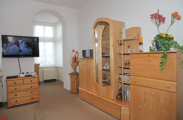 Wohnzimmer rechte Seite