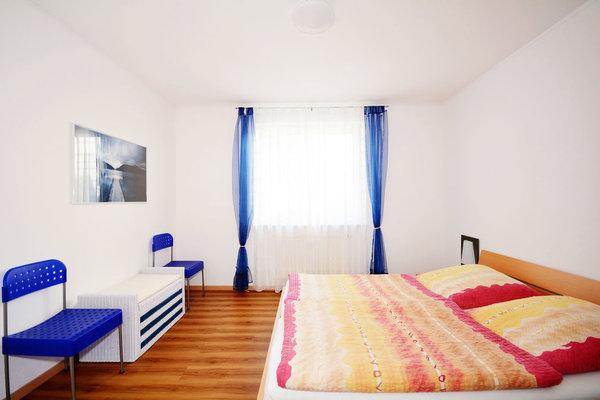 Düne - Schlafzimmer
