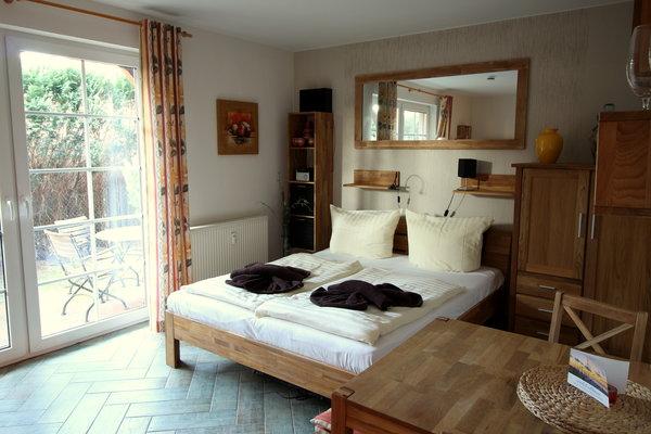 Wohn und Schlafbereich