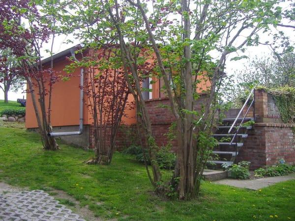 Aussenansicht Ferienhaus
