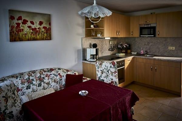 Küchenzeile Ferienhaus