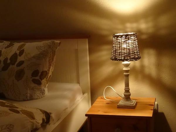 ...läd zum Lesen im Bett ein...