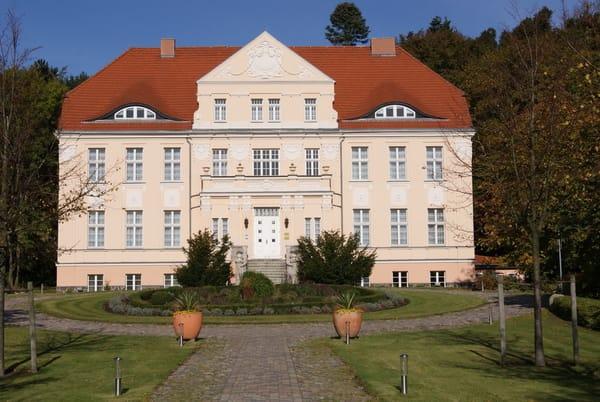 das alte Gutshaus