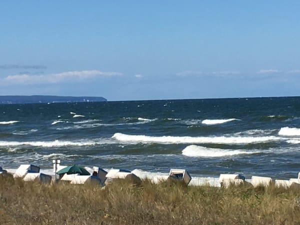 Badevergnügen am Südstrand