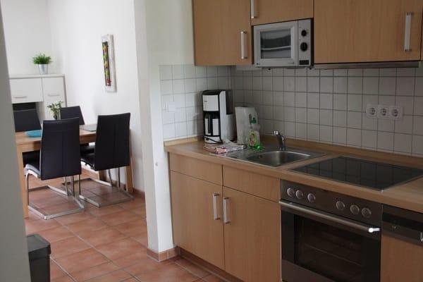 Küche WG 3