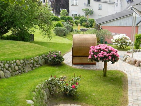 Gartenblick
