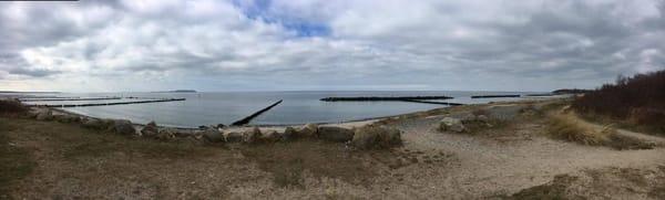 Ostseestrand von Dranske