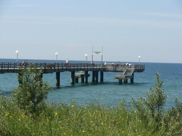 Reriker Seebrücke