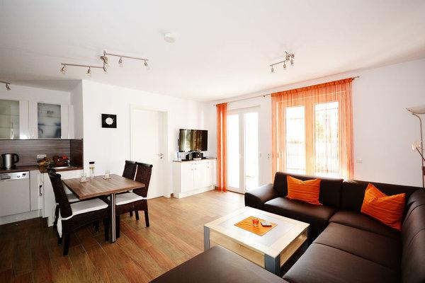 Margarete - Wohnzimmer
