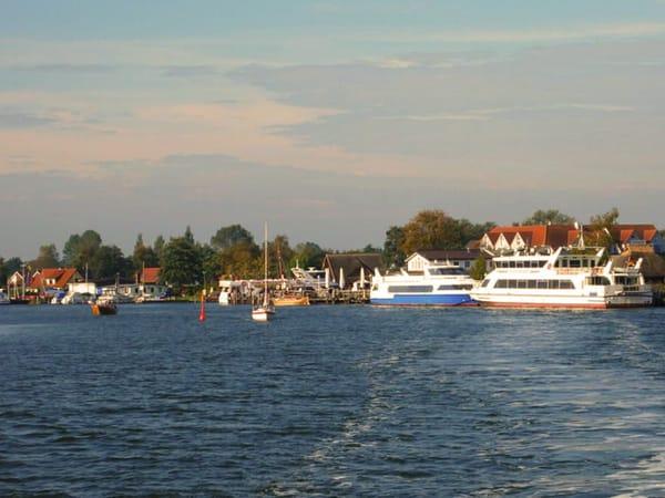 Hafen von Zingst