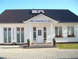 Min Boddenhörner Hus (links Typ B)