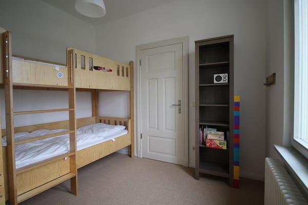 Schlafzimmer 3 mit Doppelstockbett