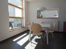 Küche - Essplatz für 6 Personen