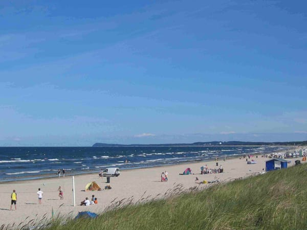 Strand von Karlshagen