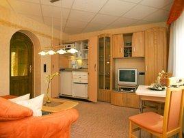 Wohnzimmer / Pantry