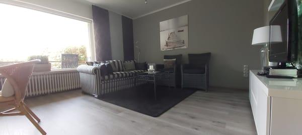 Sitzecke Couch / Korbsessel Havanna President Comfort
