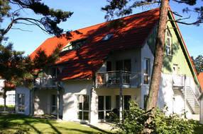 Ferienwohnung im EG mit Terrasse und Garten