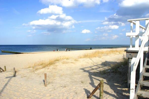 Düne Strand Warnemünde