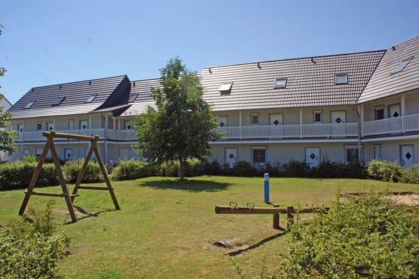Ferienwohnung Hafenidyll Nr. 11 - Spielplatz