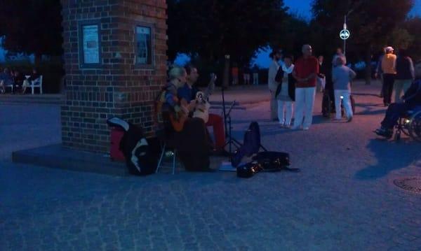 Kulturprogramme zahlreicher Künstler auf Usedom