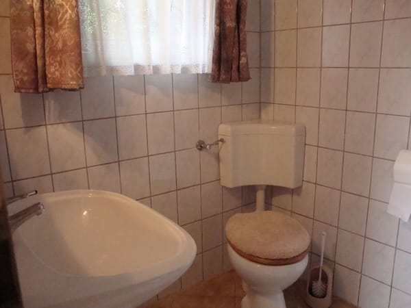 Bad mit WC,Dusche