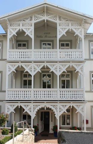 Balkon zur Landseite