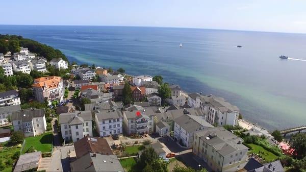 Villa Fernsicht idyllische Lage in der Altstadt