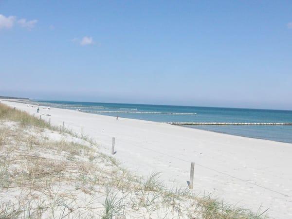 Strand in 2min erreichbar