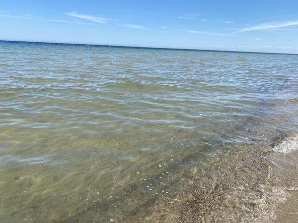 Die Ostsee...herrlich