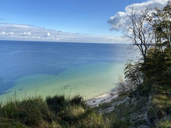 Die Ostsee - beeindruckend...