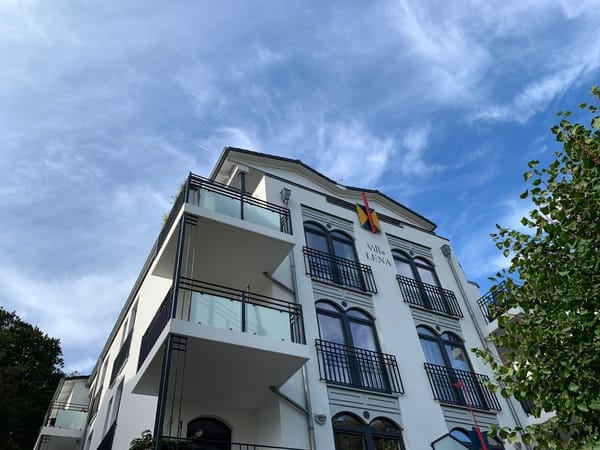 Villa Lena 2. Stock Wohnung 7