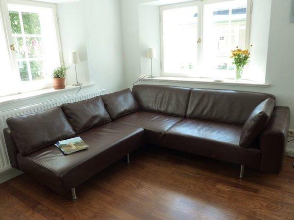 Sofa im EG