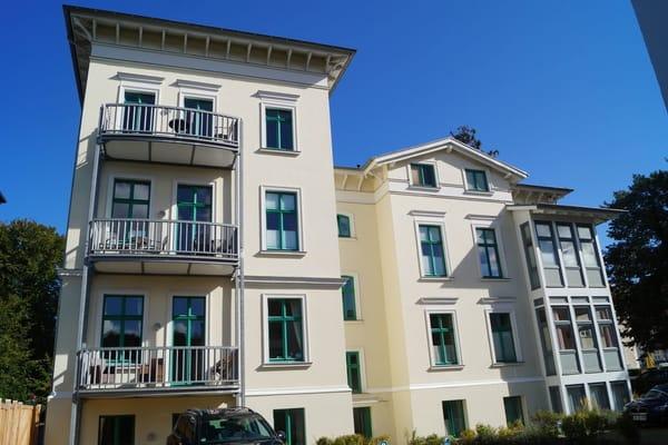 Die Villa Perkunos