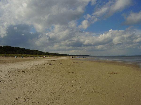 sommerlicher Strand