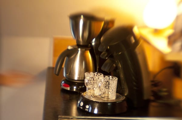Espresso gefällig?