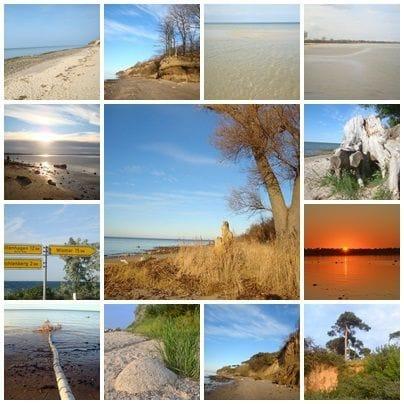 Umgebung - Strand