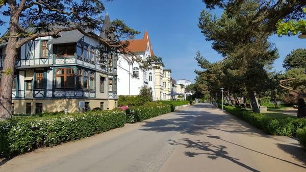Promenade in Zinnowitz