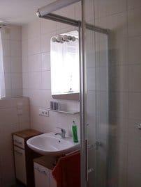Duschbad und Sauna EG